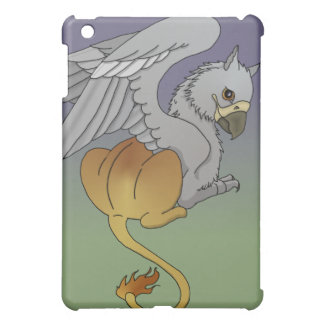 Young Gryphon iPad Case
