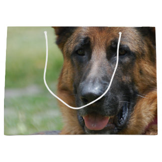 Young GSD Large Gift Bag