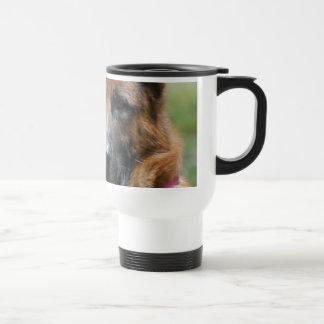 Young GSD Travel Mug