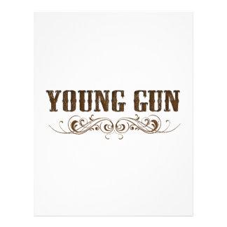 young gun flyer