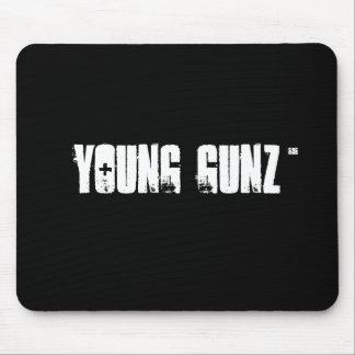 Young Gunz Mousepad