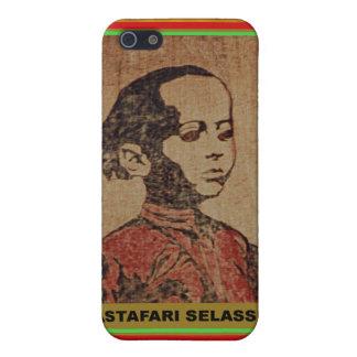 Young Haile Selassie Rastafari iPhone 4 case