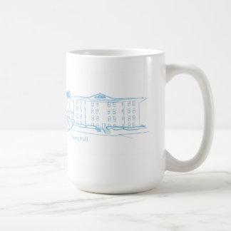 Young Hall Coffee Mug