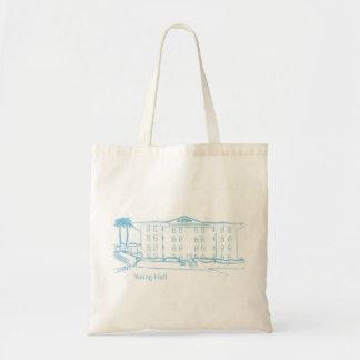 Young Hall Tote Bag