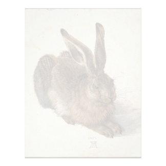 Young Hare by Albrecht Durer Letterhead