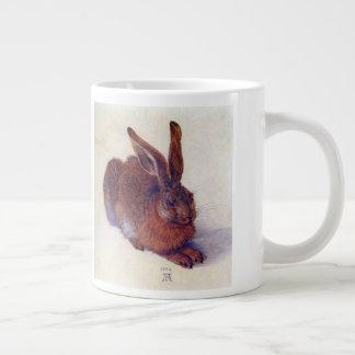 Young Hare by Albrecht Durer, Renaissance Fine Art Large Coffee Mug