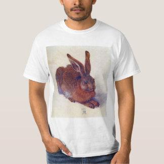 Young Hare by Albrecht Durer, Renaissance Fine Art T-Shirt