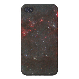 Young, Hot Stars in a Spiral Arm of the Whirlpool iPhone 4/4S Cases