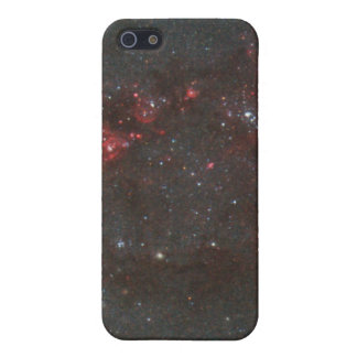 Young, Hot Stars in a Spiral Arm of the Whirlpool Cover For iPhone 5/5S
