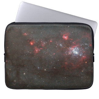 Young, Hot Stars in a Spiral Arm of the Whirlpool Laptop Computer Sleeves