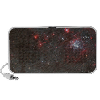 Young, Hot Stars in a Spiral Arm of the Whirlpool iPod Speaker