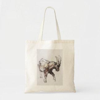 Young Ibex Gran Paradiso 2005 Tote Bag