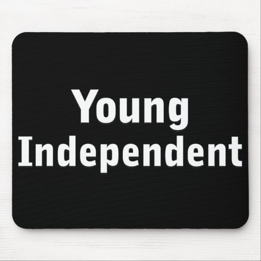 Young Independent Mouse Pad