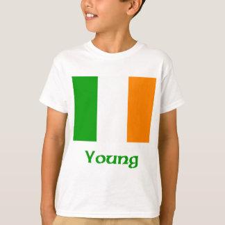 Young Irish Flag T-Shirt