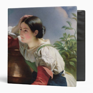 Young Italian at the Well, c.1833-34 3 Ring Binder
