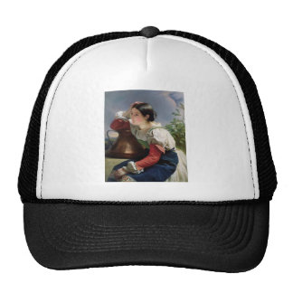 Young Italian at Well Trucker Hat