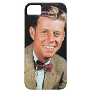 Young Jack Kennedy iPhone 5 Cases