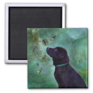 Young Lab & Buttys Art Magnet