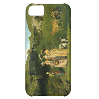 Young Ladies of the Village iPhone 5C Cover
