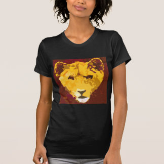 Young Lion Face Shirt