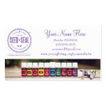 Young Living Business Card