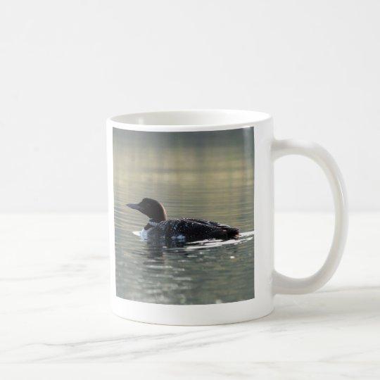 Young Loon Coffee Mug