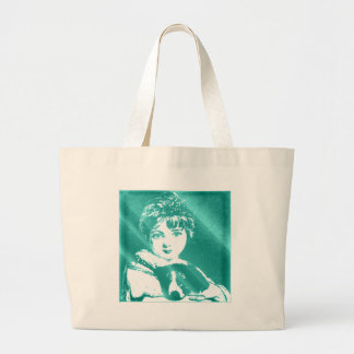 Young Love Large Tote Bag