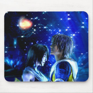 Young love mouse pad