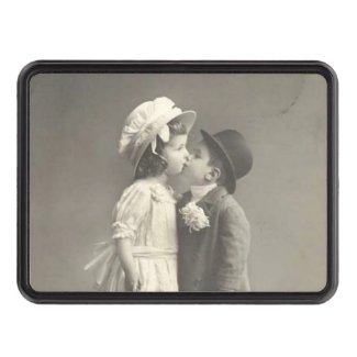 Young Love Photo c 1920s Hitch Covers