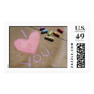 Young love stamp