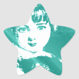 Young Love Star Sticker