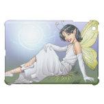 Young Magical Elf Fairy by Al Rio iPad Mini Cover