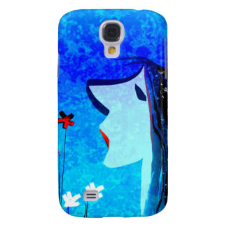 Young Maiden Galaxy S4 Case