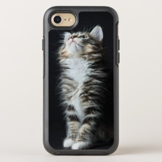 Young Male Tabby Cat OtterBox Symmetry iPhone 8/7 Case