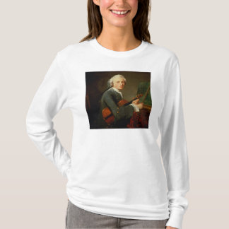 Young Man with a Violin T-Shirt