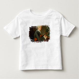 Young Man with a Violin Tshirt