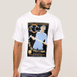 Young Mans Opportunity 1941 WPA T-Shirt