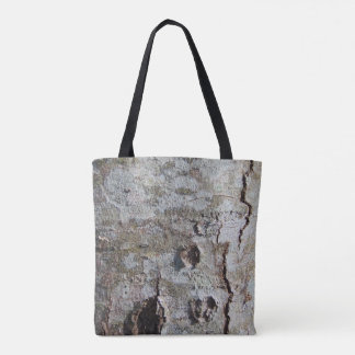 Young Maple Tree Bark 0041 Tote Bag