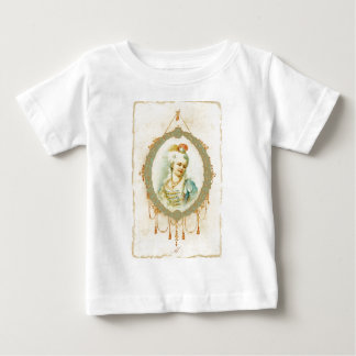 Young Marie Antoinette Baby T-Shirt