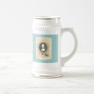 Young Marie Antoinette Mug Stein