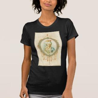 Young Marie Antoinette Portrait T-shirt