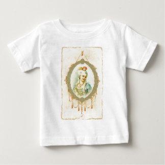 Young Marie Antoinette Portrait T-shirts