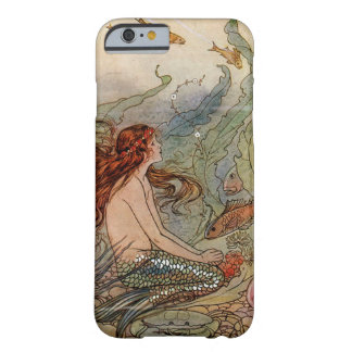 Young Mermaid iPhone 6 Case