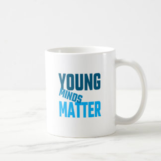 Young Minds Matter Coffee Mug