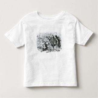 Young Moidart Swearing Allegiance Toddler T-shirt