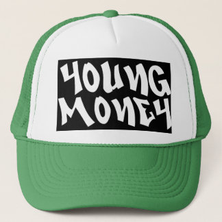 young money 2.0 trucker hat