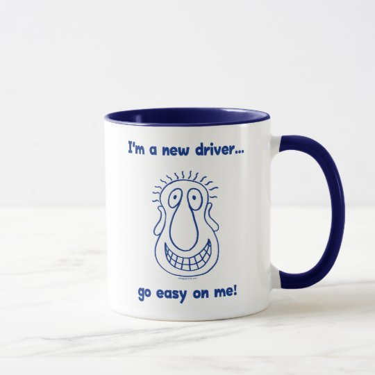 Young New Teen Driver Mug
