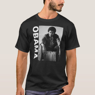 YOUNG OBAMA T-Shirt