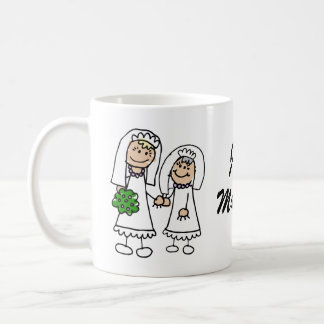 Young & Old Brides Coffee Mug