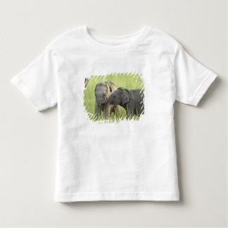 Young ones of Indian / Asian Elephant Toddler T-shirt